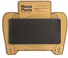 MastaPlasta Dark Brown Self-Adhesive LEATHER