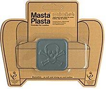MastaPlasta Grey Self-Adhesive LEATHER REPAIR