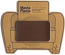 MastaPlasta Mid-Brown Self-Adhesive LEATHER REPAIR