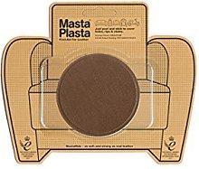 MastaPlasta Tan Self-Adhesive LEATHER REPAIR