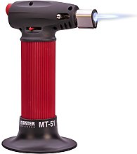 Master Appliance MT-51 Butane Torch, Red