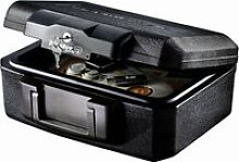 Master Lock L1200 Small A5 Fire Chest With Key