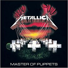 Master Of Puppets Canvas Print (One Size)