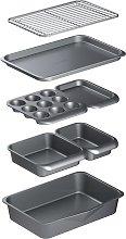 Masterclass 7 Piece Carbon Steel Bakeware Set