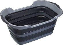Masterclass Collapsible Laundry Basket KitchenCraft
