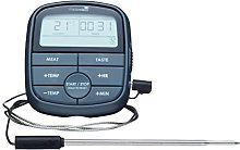MasterClass Digital Meat Cooking Thermometer with