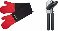 MasterClass KitchenCraft Double Oven Glove,