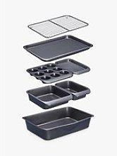 Masterclass Non-Stick Stacking Bakeware Set, 7