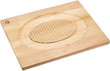 Masterclass Rubberwood Chopping Board KitchenCraft