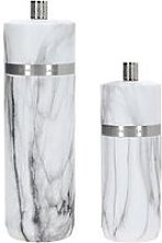 Masterclass Salt And Pepper Mill Set &Ndash; Marble