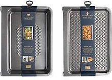 Masterclass Vertical Stacking 2 Piece Bakeware Set