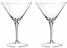 MasterPro Q3398 Set of 2 Cocktail Glasses 35 cl