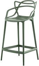 Masters Bar chair - H 65 cm - Polypropylen by