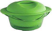 Mastrad Multi Level Steamer Green