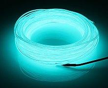 MASUNN 20M EL Led Flexible Soft Tube Wire Neon