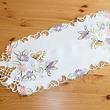 matches21 Table Runner / Table Topper Butterflies
