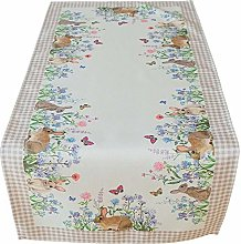 matches21 Table Runner / Table Topper Colourful