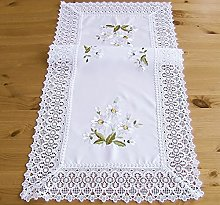 matches21 Table Runner / Table Topper Embroidery