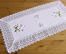 matches21 Table Runner/Table Topper Embroidery
