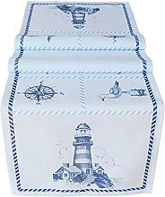 matches21 Table Runner / Table Topper Maritime