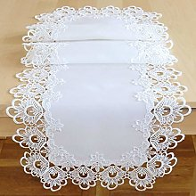 matches21 Table Runner / Table Topper with Elegant