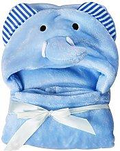 Matedepreso Lovely Soft Fleece Baby Towel Baby