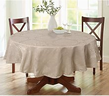 Matheus Round Tablecloth Marlow Home Co.