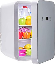 MATHOWAL Mini Fridge 8 Liter Compact Refrigerator,
