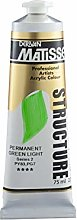 Matisse Structure Acrylic 75 ml Tube - Permanent
