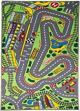 Matrix Kiddy Formula One Rug 80x120cm