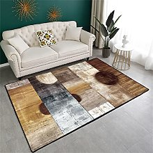 Mats And Rugs Non-Allergic Vintage old wood