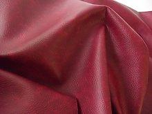 MATT FR PVC Leather Cloth Vinyl Upholstery Fabric