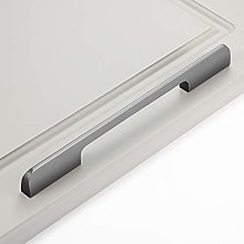 Matte Gray-1 Pack Furniture Handle,Nordic Style