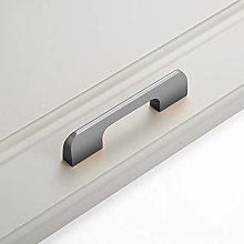 Matte Grey Cupboard Drawer Pulls,Modern Furniture