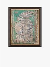 Matthew Paris - Historic Map of Great Britain