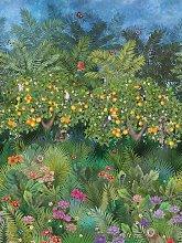 Matthew Williamson Orange Grove Wallpaper Panel