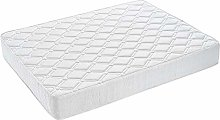 Mattress for Double Bed Metal Steel Frame 4FT6