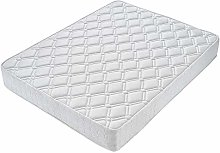 Mattress for Twin Bed Frame iron Metal Black