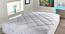Mattress-Haven Organic Thick Quitled Natural