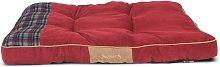 Mattress Highland Red - Red - Scruffs