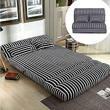 Mattress Style Futon Mattress, Folding Into A Sofa