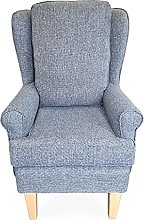 Mawcare Wiltshire Cushion Back High Seat Chair -