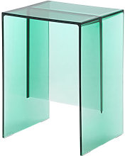 Max-Beam End table - Stool by Kartell Green