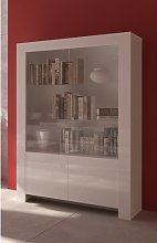 Max Display Cabinet with Lighting Gracie Oaks