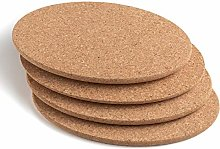 Maxi Nature Kitchenware Pack of 4 Cork Table mats