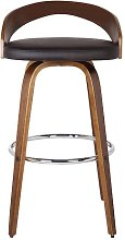 Maxime 66cm Swivel Bar Stool Corrigan Studio