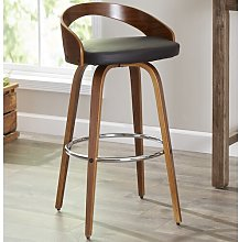 Maxime 76cm Swivel Bar Stool Corrigan Studio
