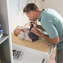 Maximilian Changing Table Topper Isabelle & Max