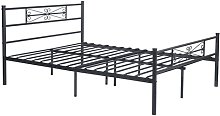 Maxman Double (4'6) Bed Frame Borough Wharf