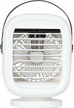 Maxpex Air Conditioner Fan Portable Mini Air